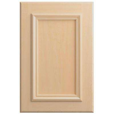 11x15 in. Belleville Cabinet Door Sample in Natural