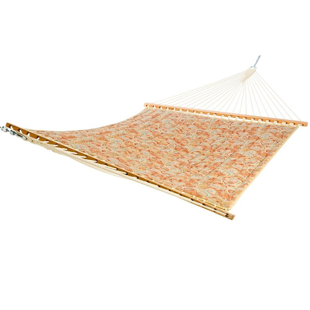 null Cayenne Paisley Quilted Hammock-DISCONTINUED