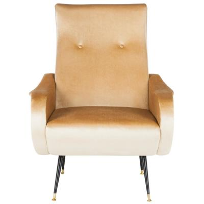 Elicia Camel Accent Chair