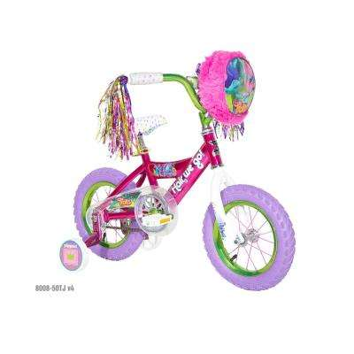 12 in. Girls Bike Dreamworks Troll