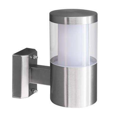 Basalgo 1 Stainless Steel Integrated LED Outdoor Wall Light