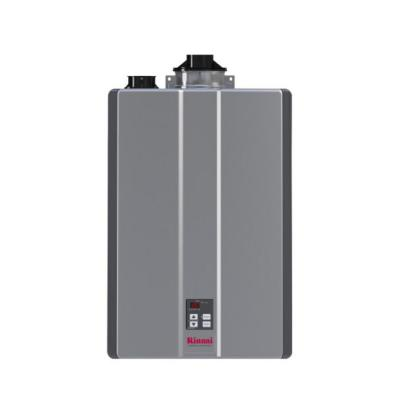 Super High Efficiency Plus 9 GPM Residential 160,000 BTU/h 58.3 kWh Propane Interior Tankless Water Heater