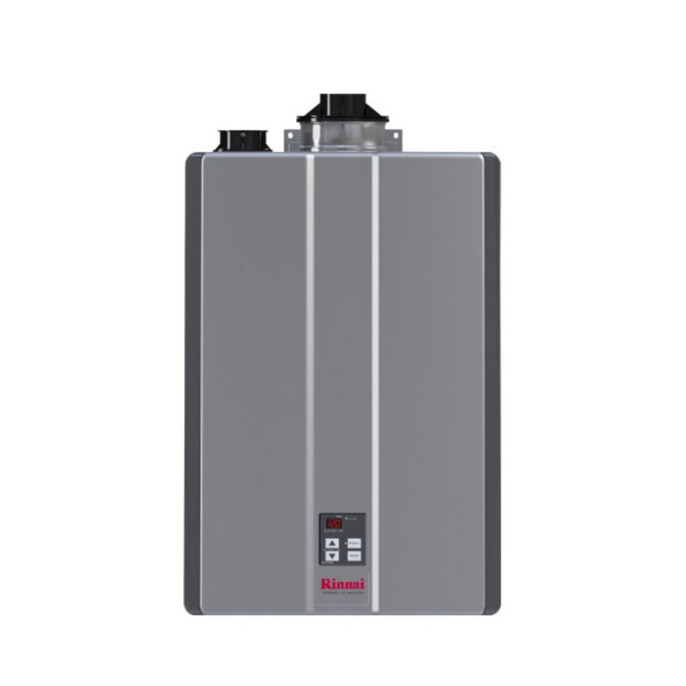 Rinnai Super High Efficiency Plus 11 Gpm Residential 199 000 Btu Natural Gas Interior Tankless Water Heater