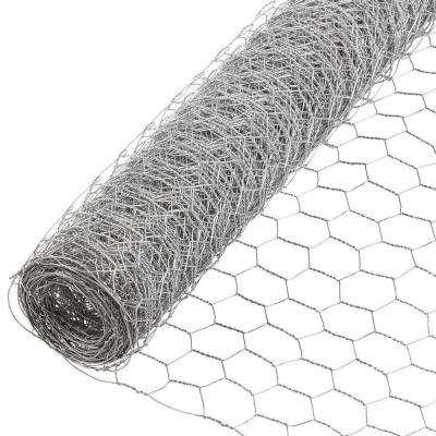 4 ft. x 50 ft. 20-Gauge Poultry Netting with 2 in. Mesh