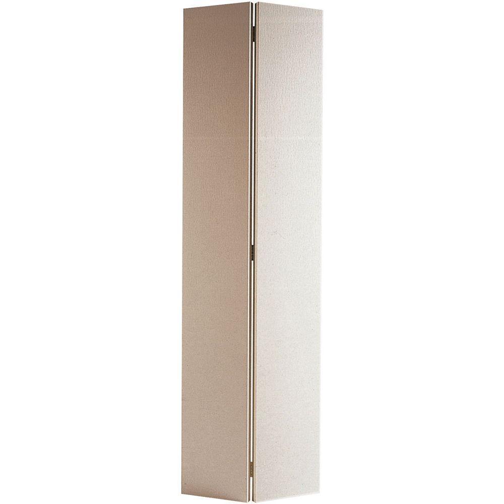24 X 80 Bi Fold Doors Interior Closet Doors The Home Depot