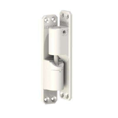 1.5 in. White Standard Center Mount Hinge