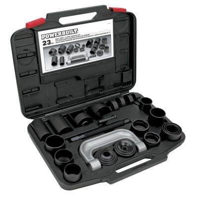 23-Piece Ball Joint/U-Joint Service Kit