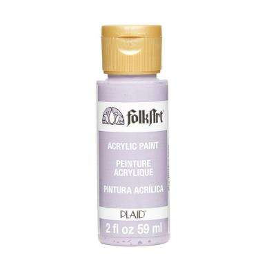 2 oz. Purple Lilac Acrylic Craft Paint
