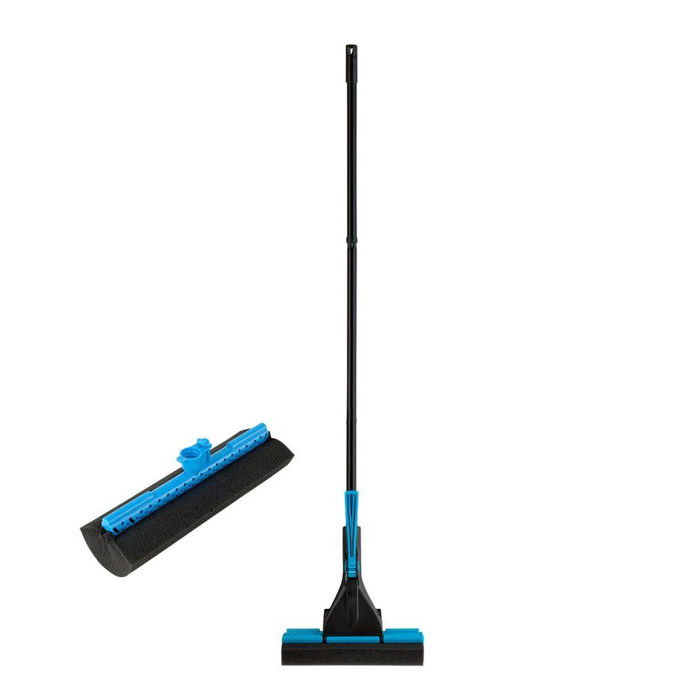 Neon Ratchet Roller Mop with Refill Head