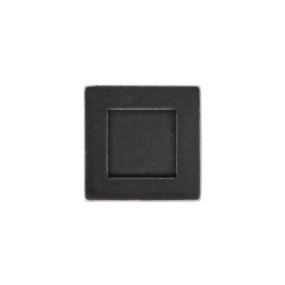Rhombus 1 in. Oil Rubbed Bronze Cube Coat Hook