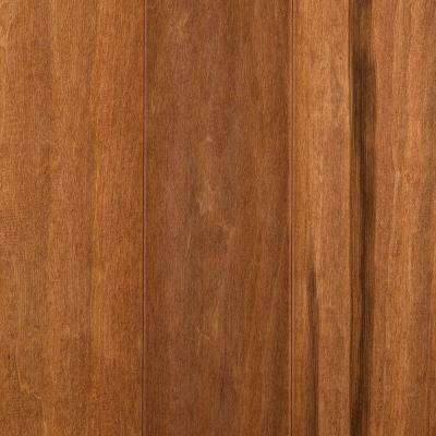 Leland Burnished Caramel 3/8 in. Thick x 5 in. Wide x Random Length Engineered Hardwood Flooring (28.25 sq. ft. / case)