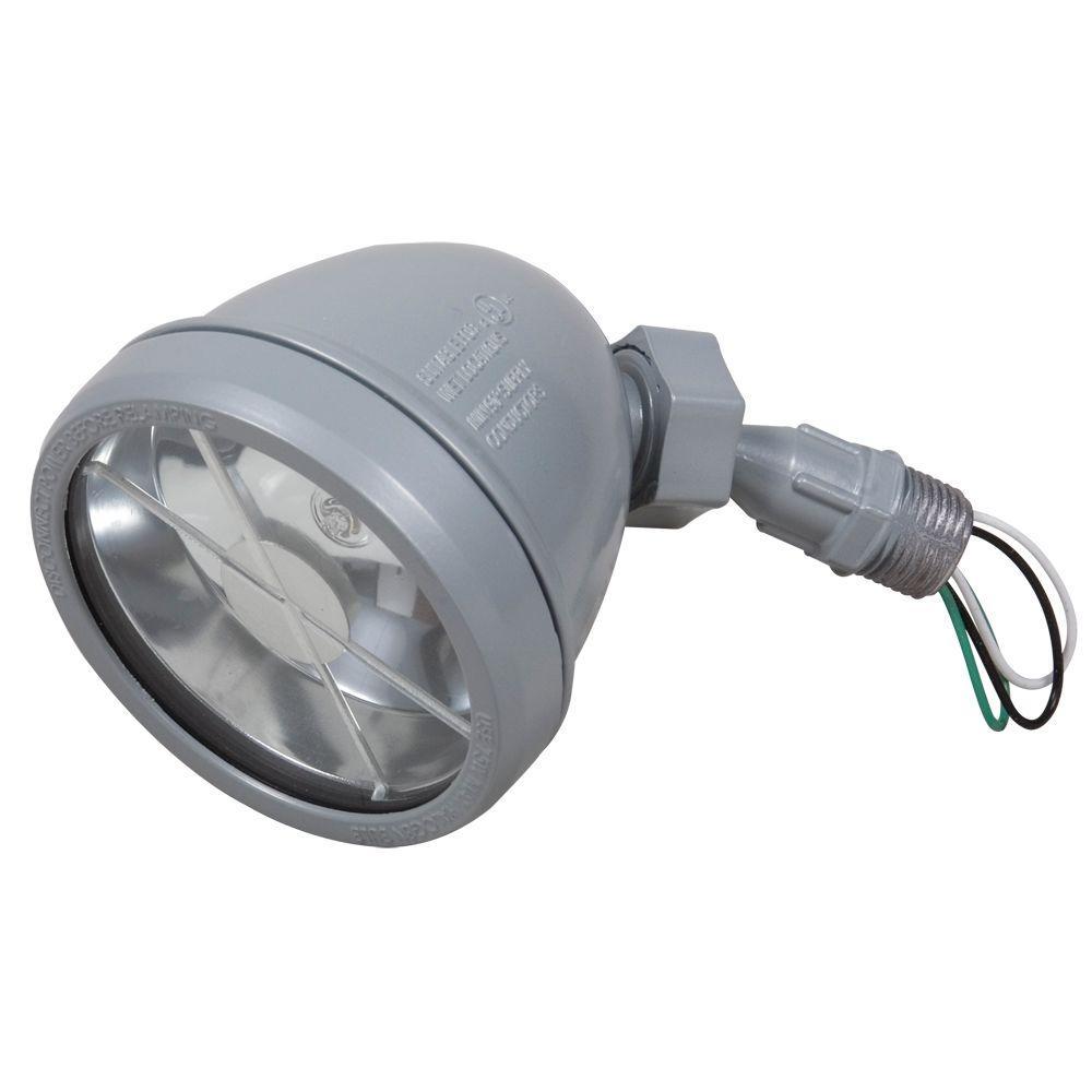 Bell outdoor security lighting outdoor lighting the home depot weatherproof halogen lampholder workwithnaturefo