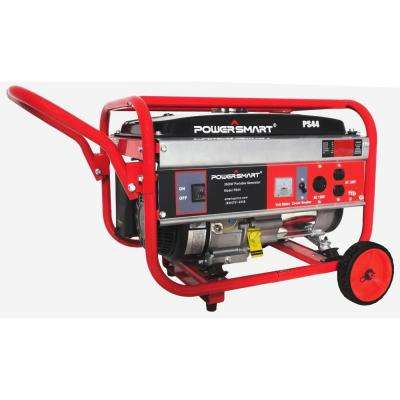 3,000-Watt Gasoline Powered Manual Start Portable Generator