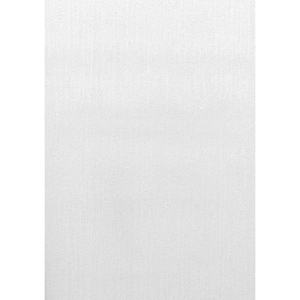 Paintable Combed Ribbed Plaster Technique Vinyl Peelable Wallpaper (Covers 56.4 sq. ft.)