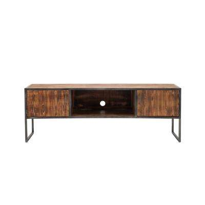 Haight Drift Wood Media TV Stand