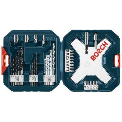 Drilling and Driving Set (34-Piece)