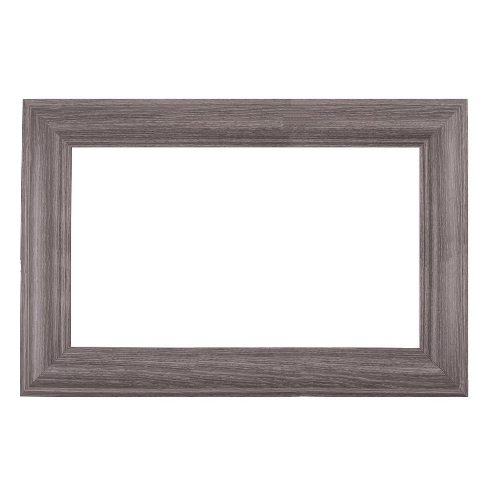 MirrorChic Avalon 60 in. x 36 in. DIY Mirror Frame Kit in ...