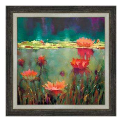 """""""Nightfall"""" by Donna Young Framed Canvas Wall Art"""
