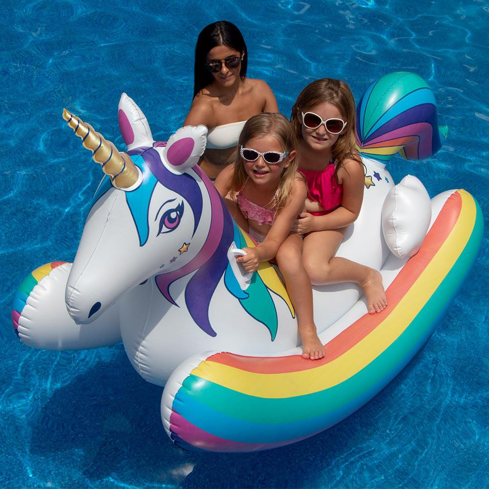 Swimline Tropical Double Lounge Pool Float – Hansen\'s Pool & Spa