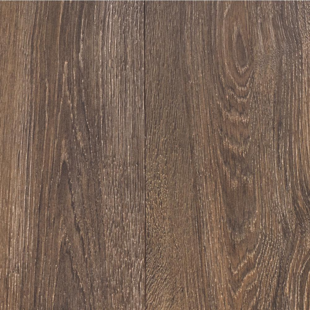 Helvetic Floors Water Resistant St. Maurice Oak 8mm Thick Laminate Flooring (22.93 Sq. Ft. / Case), Medium