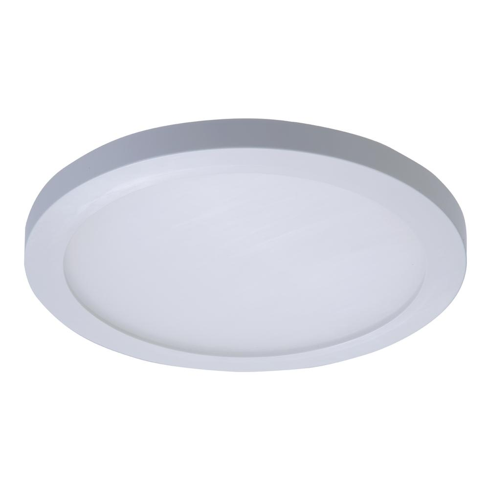 vonn led in capella fixture fixtures shipping ceiling ring today home light inches lighting product modern multi free garden overstock silver