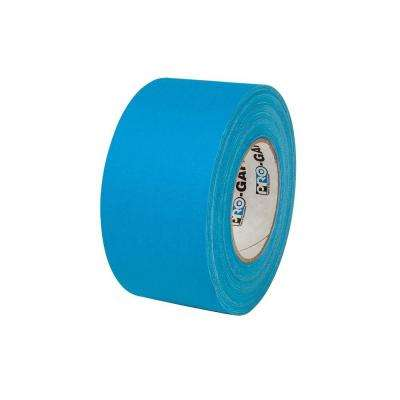 3 in. x 55 yds. Teal Gaffer Industrial Vinyl Cloth Tape (3-Pack)