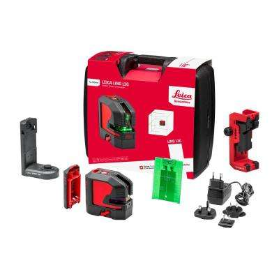 Lino L2G Cross Line Green Laser Level