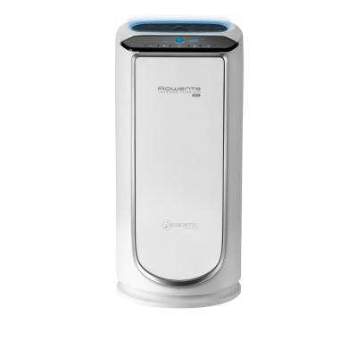 835 sq. ft. Intense Pure Air Purifier in White and Silver