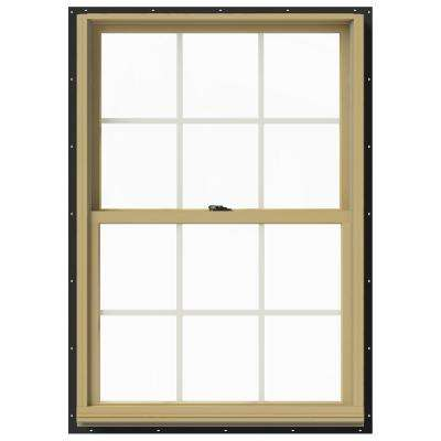 33.375 in. x 48 in. W-2500 Double-Hung Aluminum Clad Wood Window