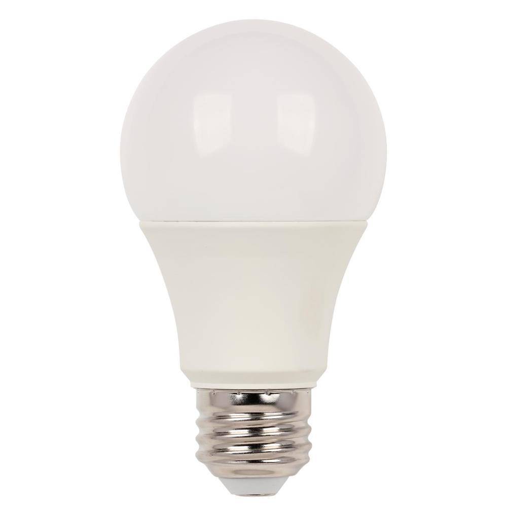 Bulbrite 40w Equivalent Amber Light A19 Dimmable Led: Westinghouse 40W Equivalent Bright White Omni A19 Dimmable