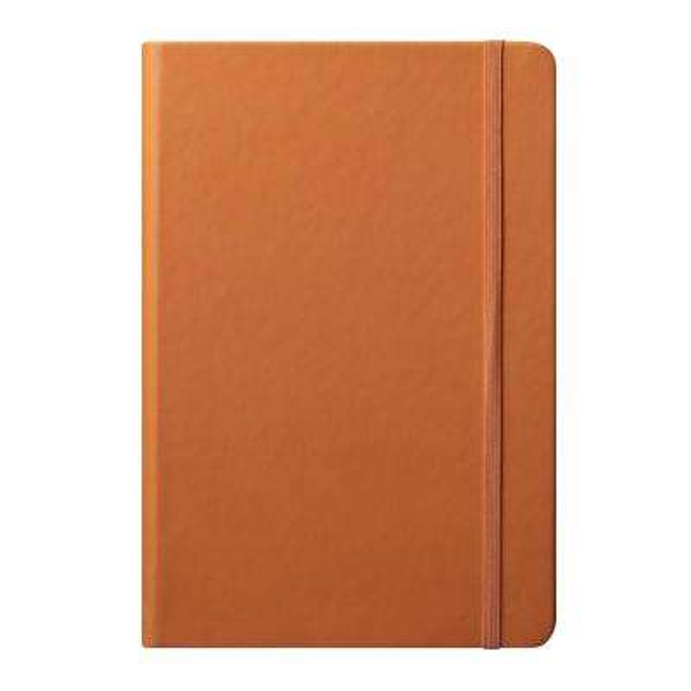 Cool Jazz 6 in. x 8 in. Medium Journal, Orange