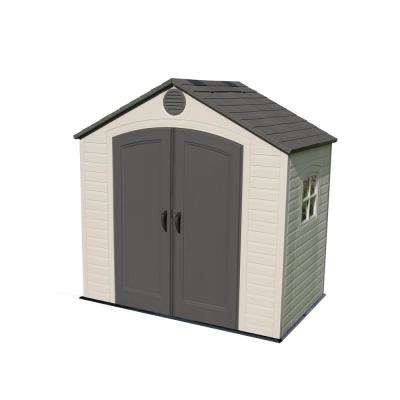 8 ft. x 5 ft. Outdoor Storage Shed