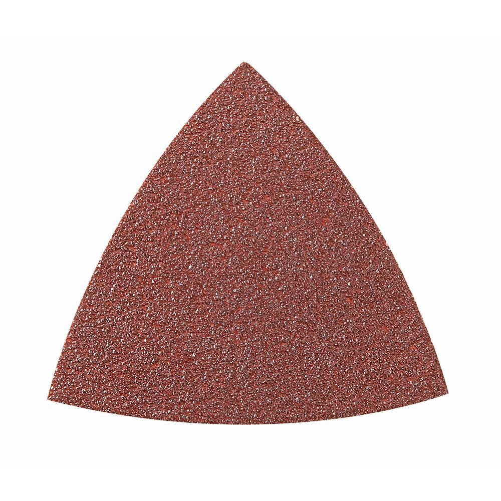 Sandpaper For Metal >> Dremel Multi Max Assorted Grit Oscillating Tool Sandpaper For Metal Wood Rust Plaster Or Old Removal 6 Pack