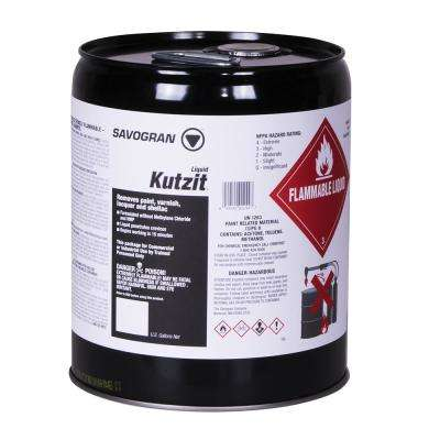Kutzit 5G Liquid All Purpose Stripper without Methylene Chloride and NMP
