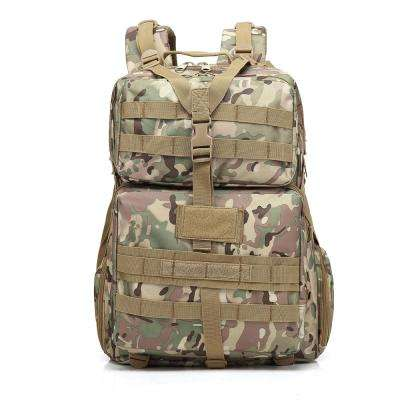 BL068 3P 45 l Outdoor Marching Knapsack Tactical 12 in. CP Camouflage Backpack
