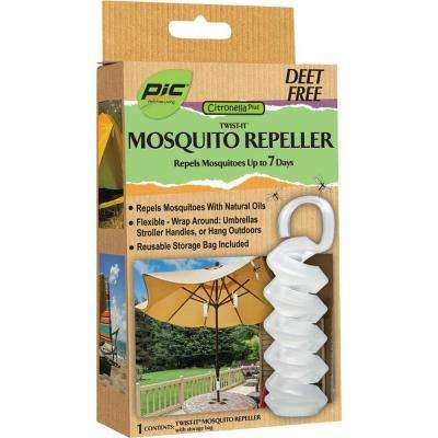Twist It Mosquito Repeller