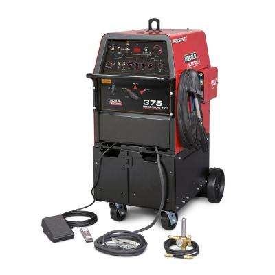 420 Amp Precision TIG 375 TIG Welder Ready-Pak, Single Phase, 208V/230V/460V