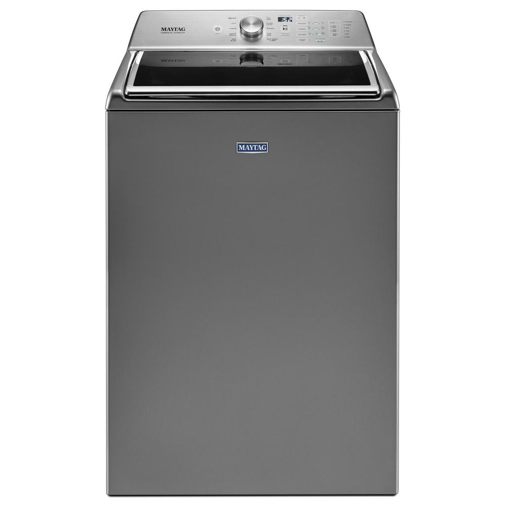 Maytag 5 2 cu ft top load washer with the deep fill - Maytag whirlpool ...