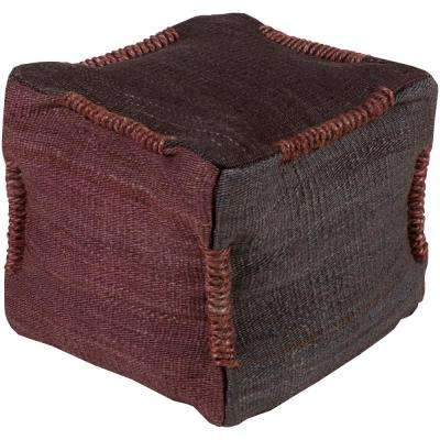 Henrietta Multicolor Decorative Pouf