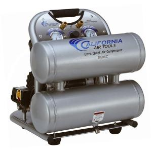 California Air Tools 4620AC-22060 Ultra Quiet and Oil-Free 2.0 Hp, 4.0 Gal.... by California Air Tools