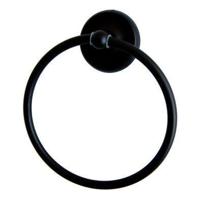 Bradsford Towel Ring in Chrome