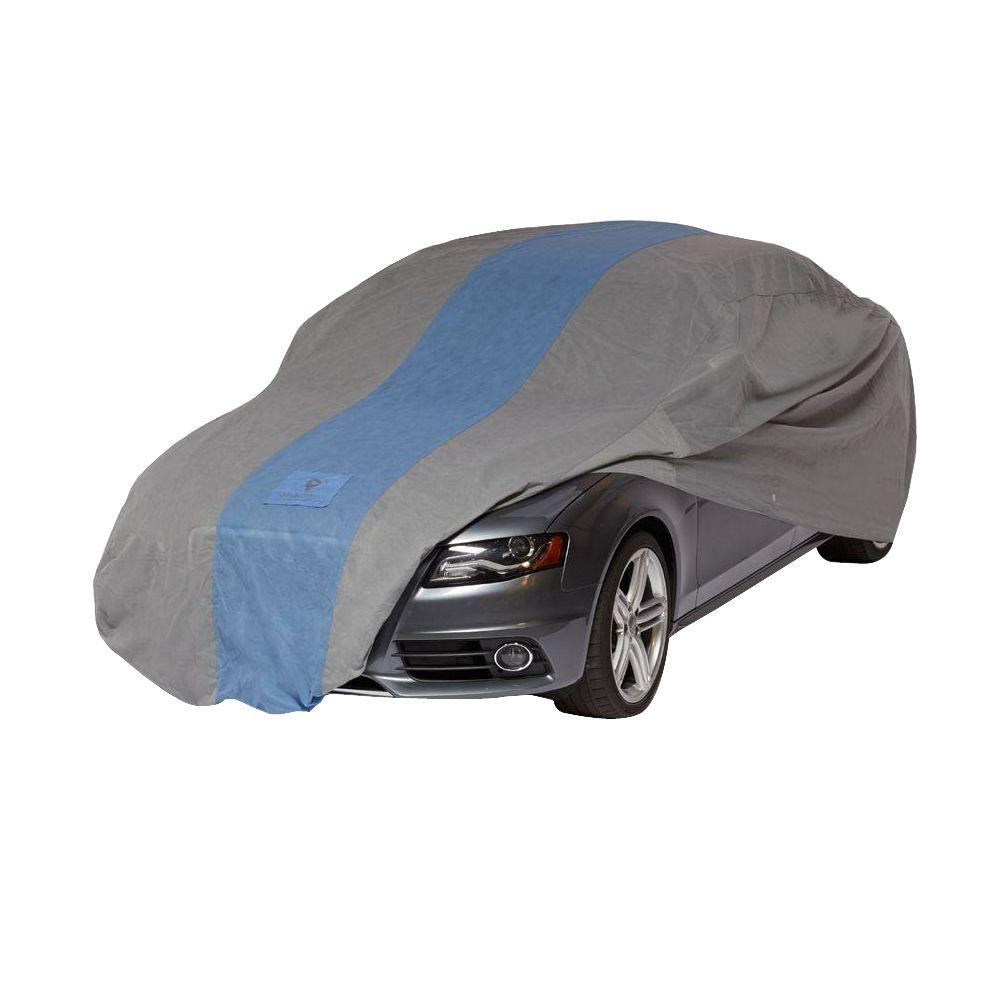 Defender Sedan Semi-Custom Car Cover Fits up to 13 ft. 1