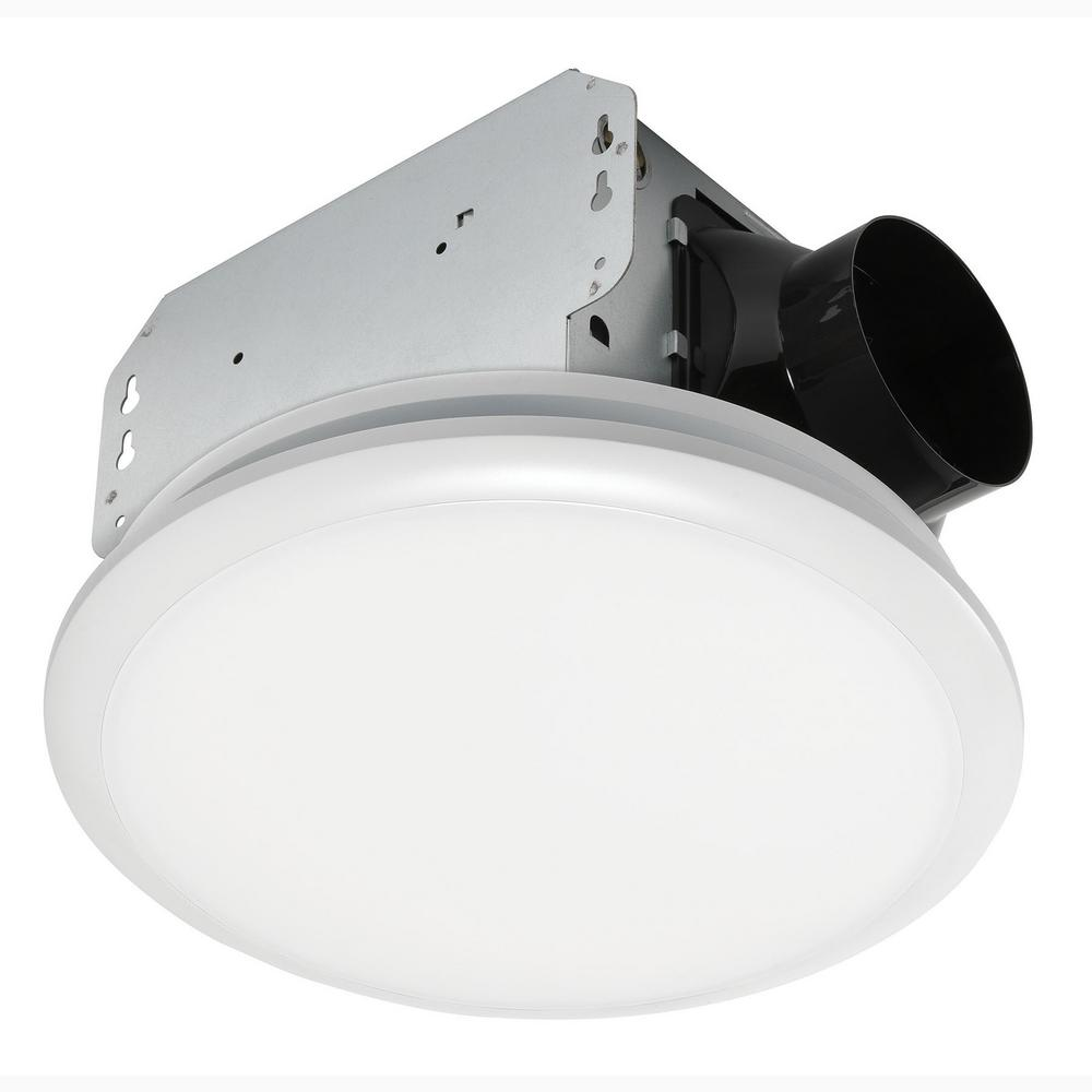 Homewerks Worldwide 80 CFM Ceiling No Cut Installation ...