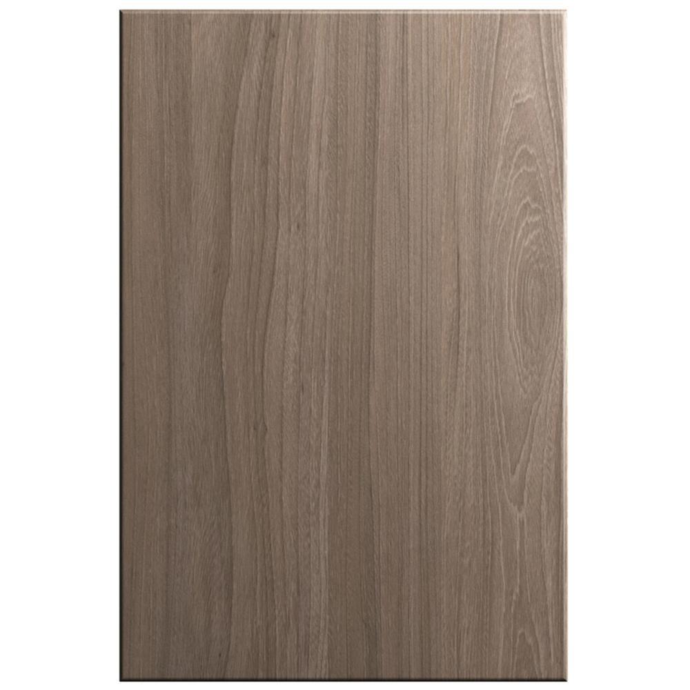 Hampton Bay 11x15 In Edgeley Cabinet Door Sample In Driftwood