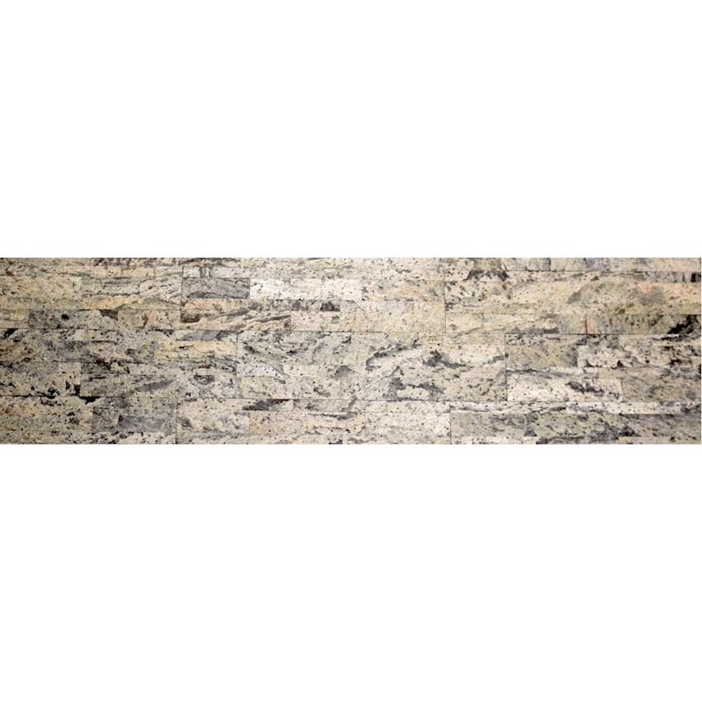 Florida Green Ultra Thin 6 in. x 24 in. Natural Stone