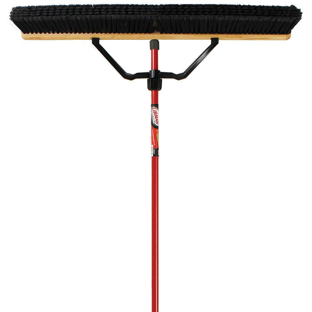 Libman 36 in. Smooth Surface Heavy-Duty Push Broom