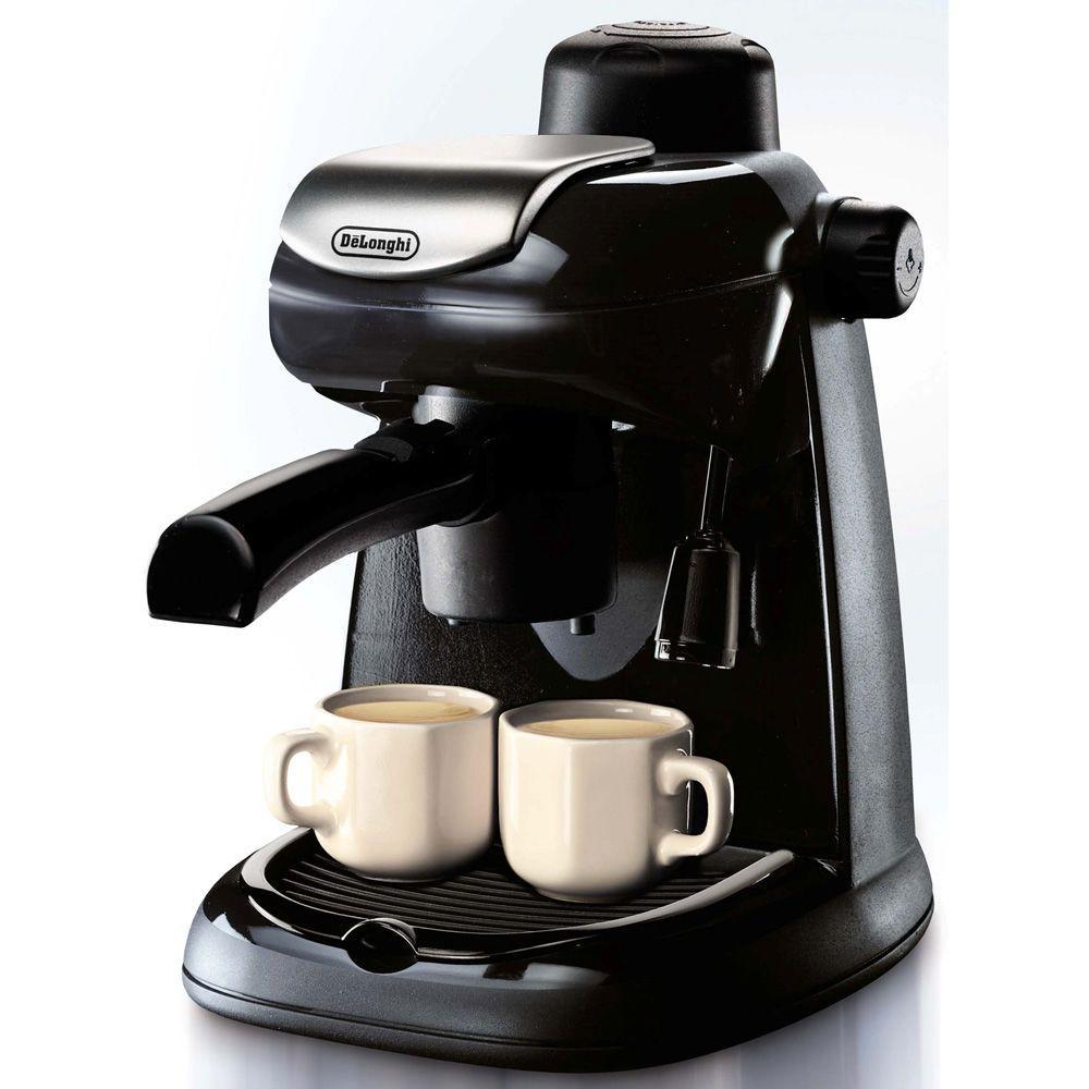 DeLonghi 2-Cup Espresso and Cappuccino Maker