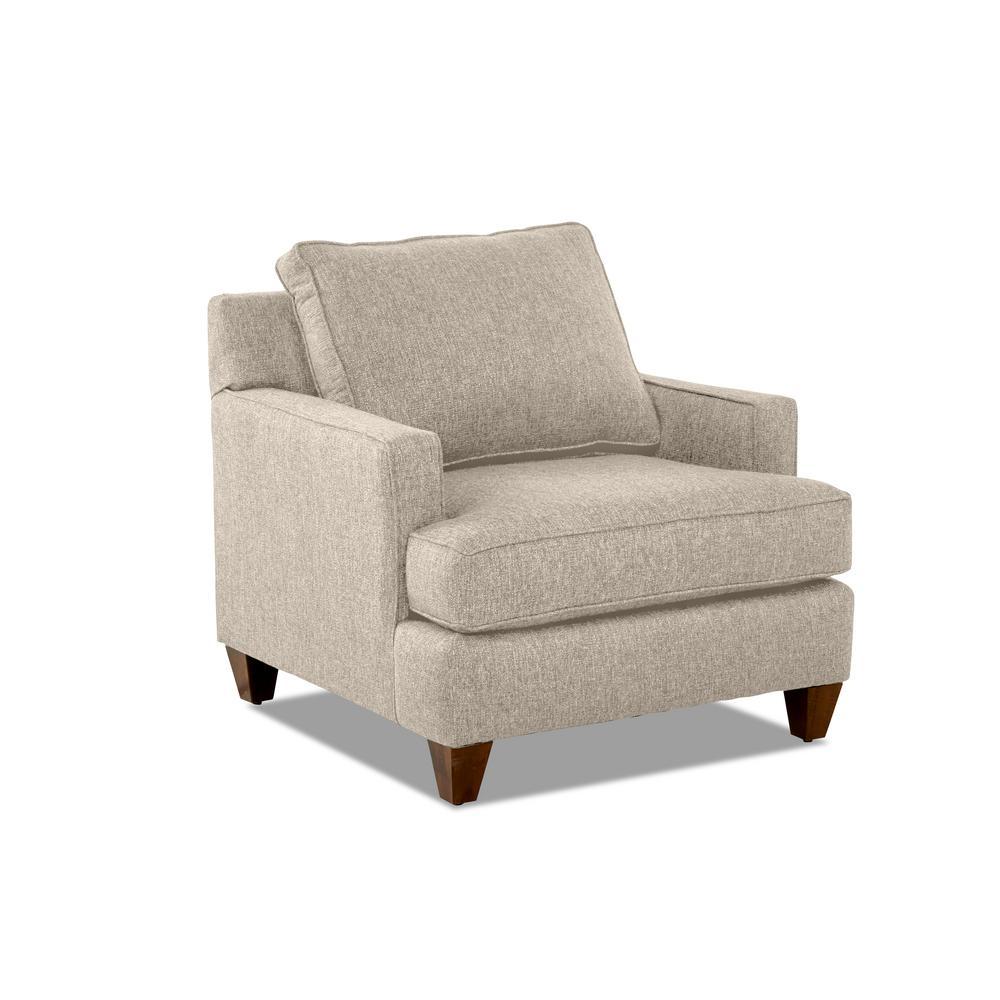 Avenue 405 Paxton Latte Accent Chair Avek29800ecanthlatt The Home Depot
