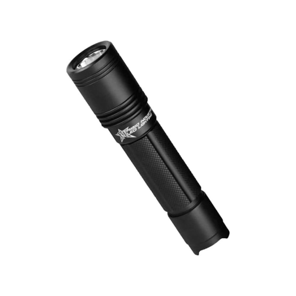 RI-600 White Raw Lumen Flashlight