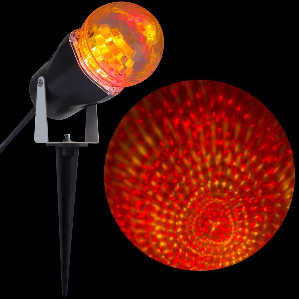 10.24 in. LED Phantasm RRY Stake Light Set